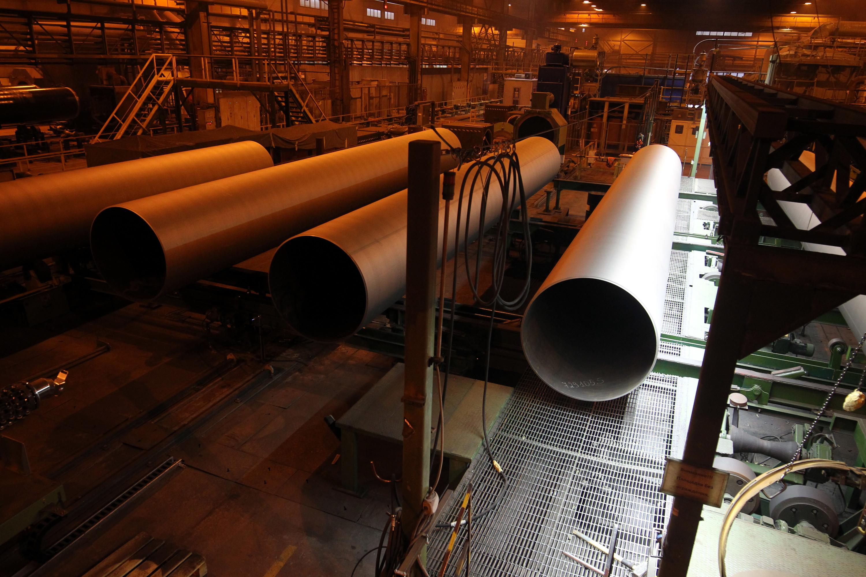 Ижорский трубный завод металлургия промышленность