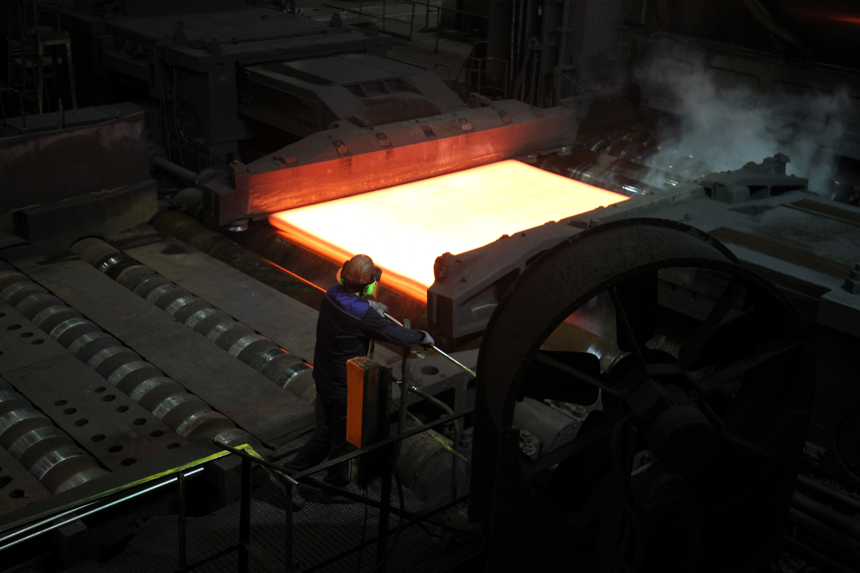 Ижорский трубный завод металлургия промышленность прокатный стан