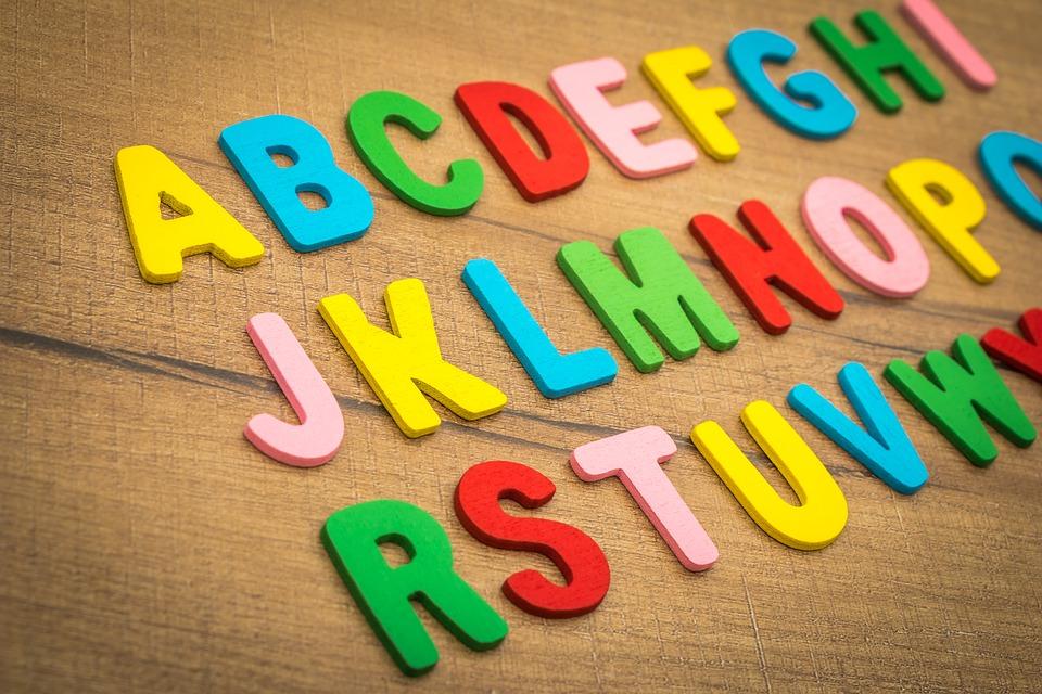 алфавит, язык, учеба