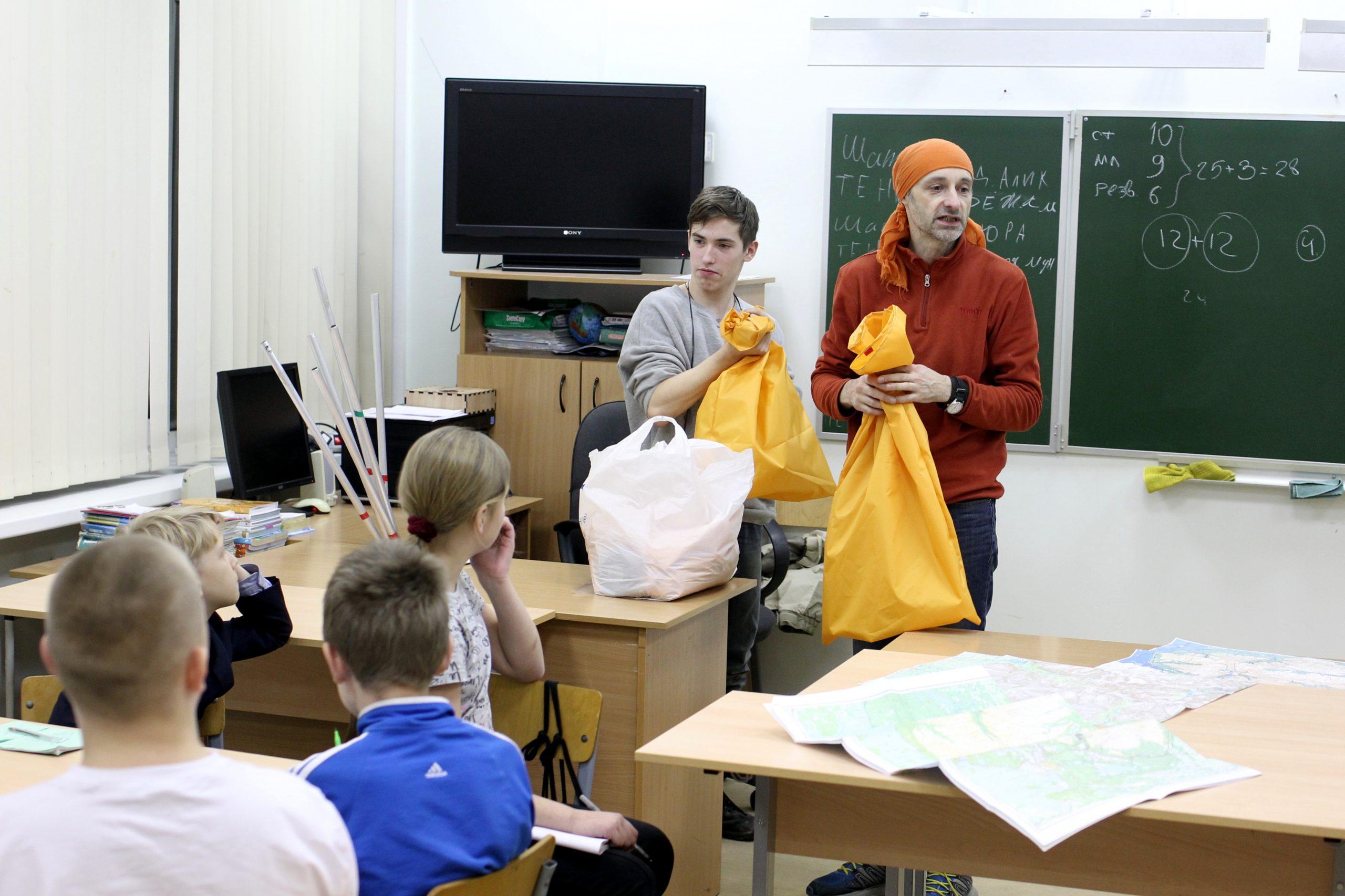 клуб Покров, туризм, дети, Парголово
