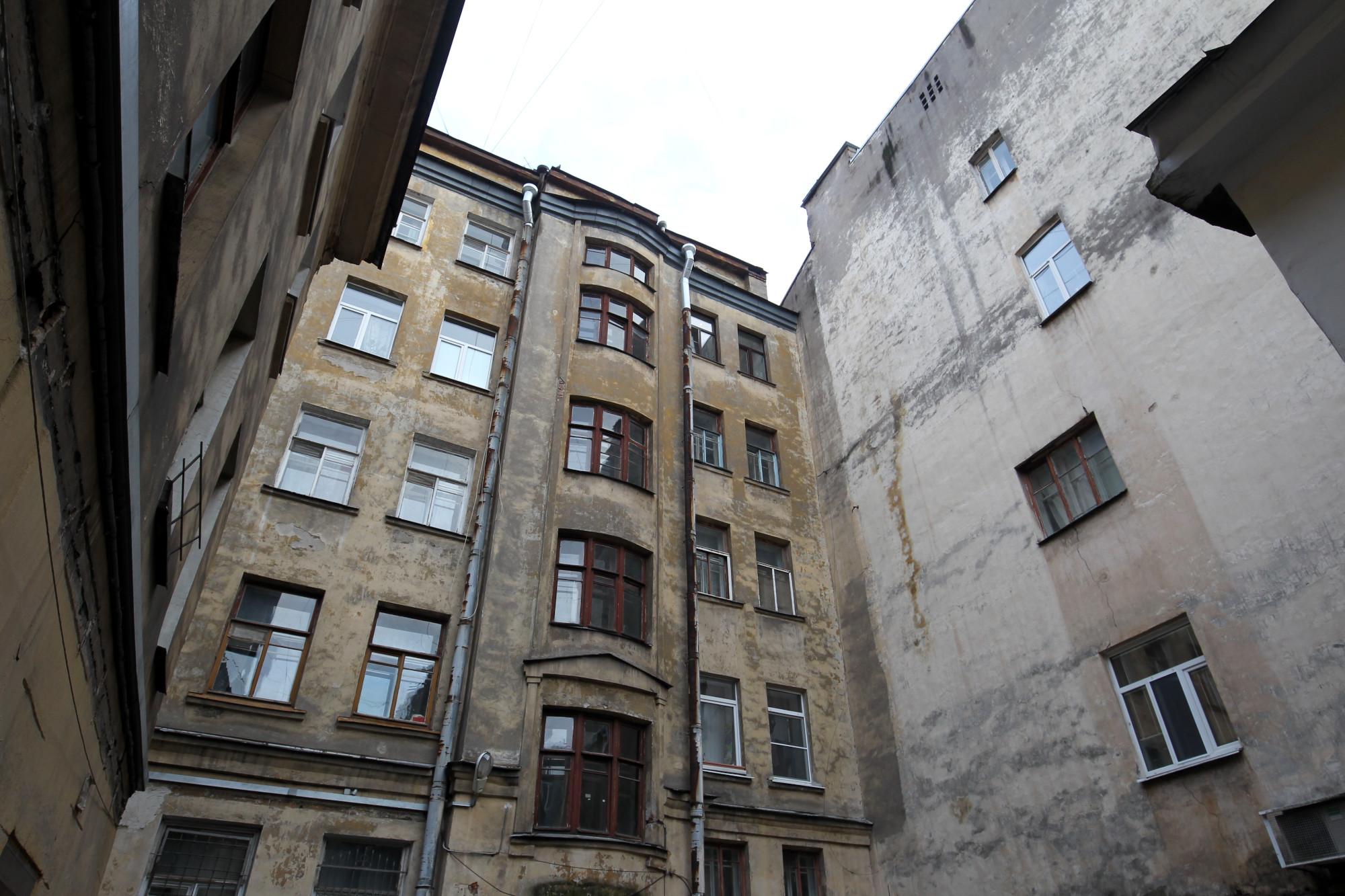 улица Рубинштейна 22