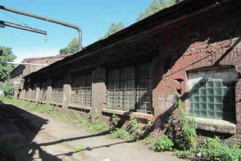Комплекс Канатной фабрики Гота