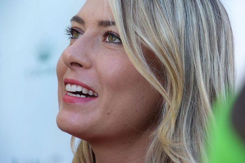 мария шарапова рейтинг Forbes теннис теннисистка доход