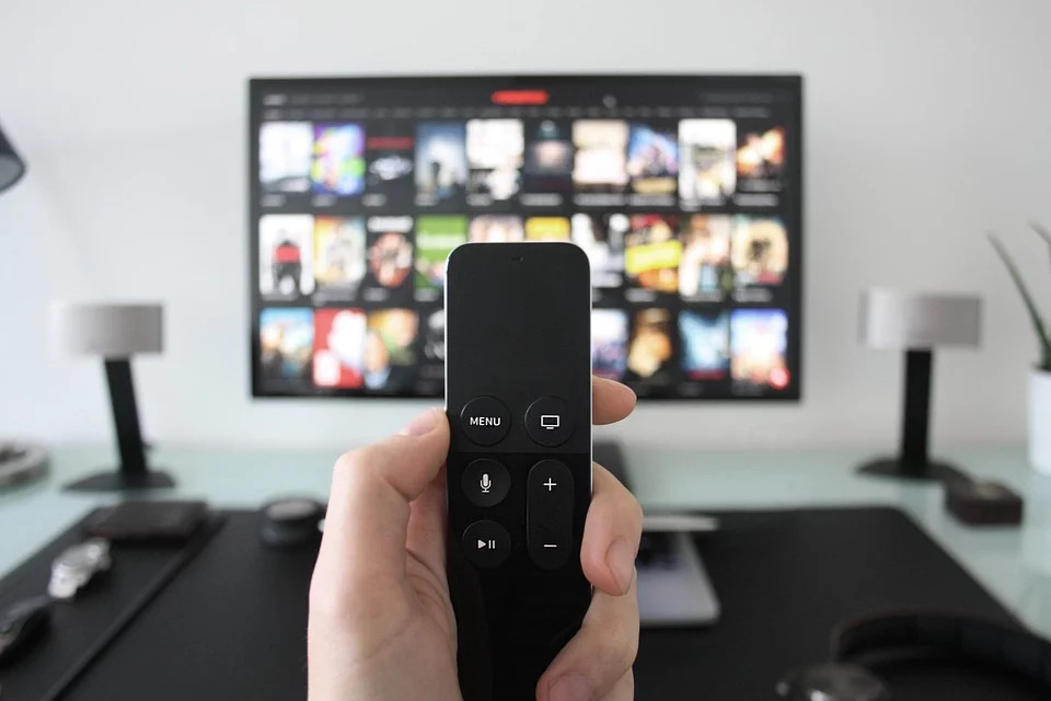 пульт, телевизор, тв