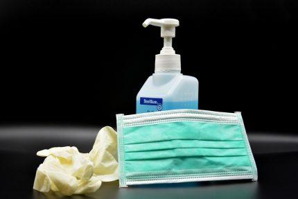 перчатки, антисептик, дезинфекция, дезинфицирующее средство маски, здоровье, коронавирус, карантин