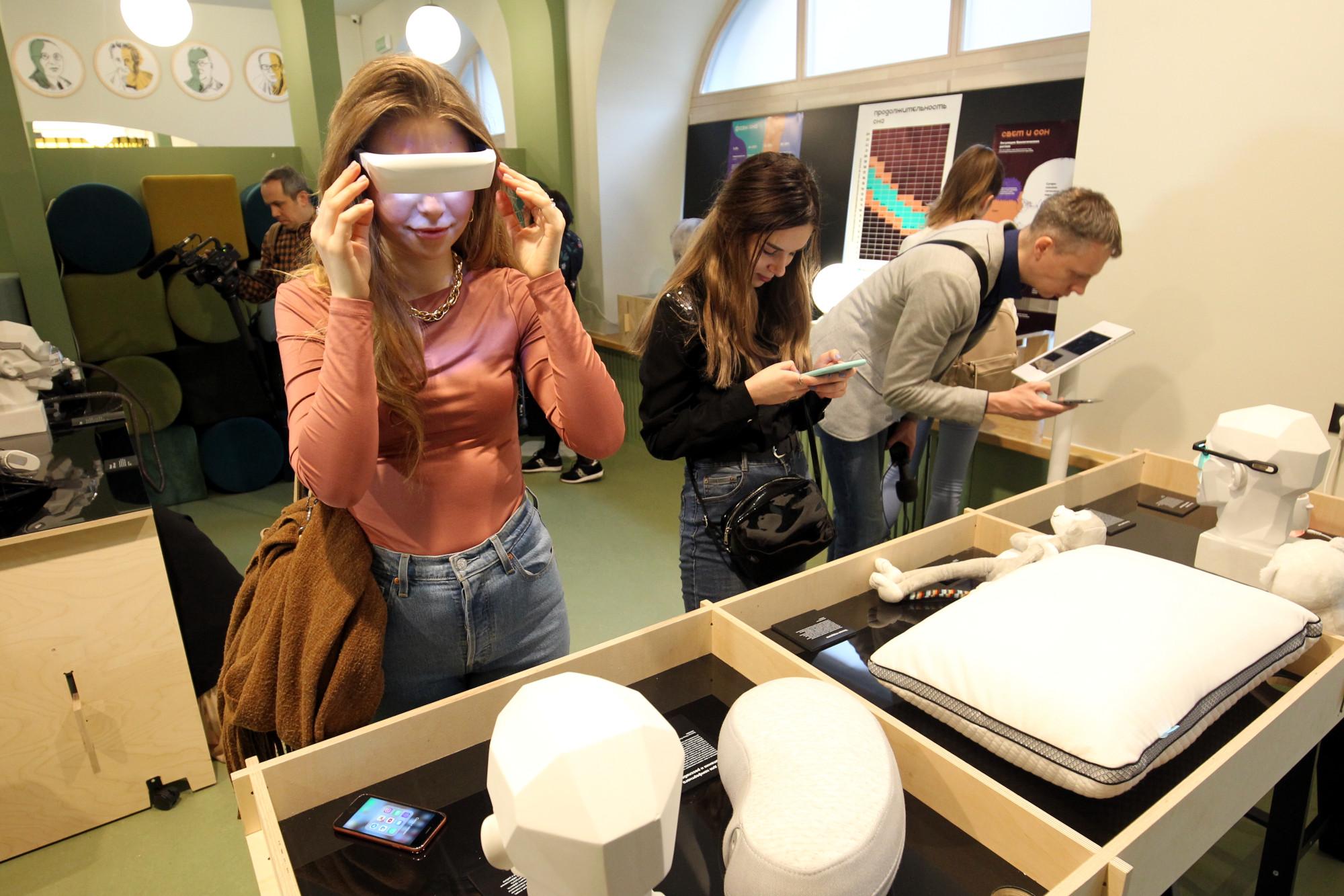 сон, выставка, музей здоровья
