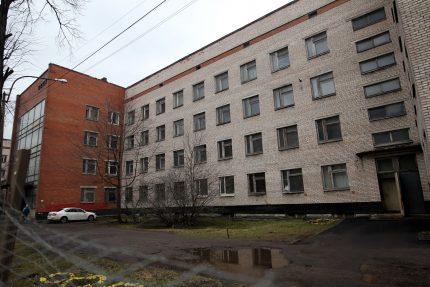 клиническая инфекционная больница имени Боткина