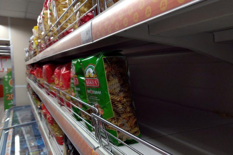 макароны, продукты, магазин, продовольствие