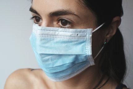 коронавирус карантин маска