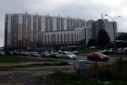 больница святого георгия