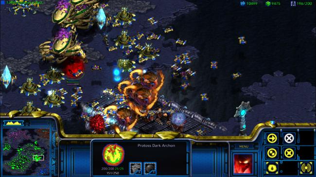 компьютерные игры, стратегии, киберспорт, StarCraft, протоссы, Protoss