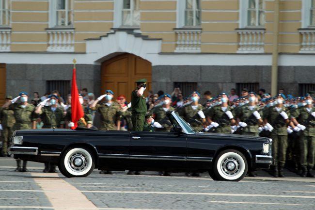 репетиция парада Победы, армия, военные