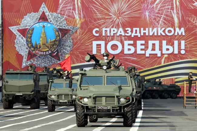 репетиция парада Победы, армия, военная техника, бронеавтомобили