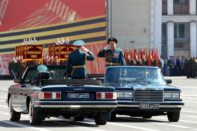 парад победы, генерал Игорь Серицкий, заместитель командующего ЗВО