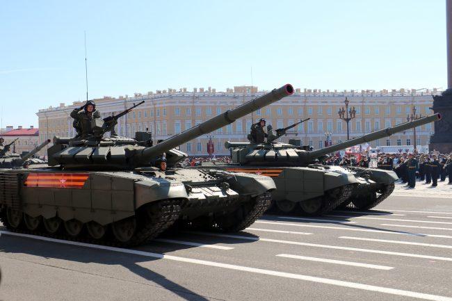 парад победы, военнослужащие, армия, солдаты, бронетехника, танк т-72бм
