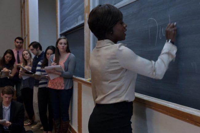 студенты преподаватель доска
