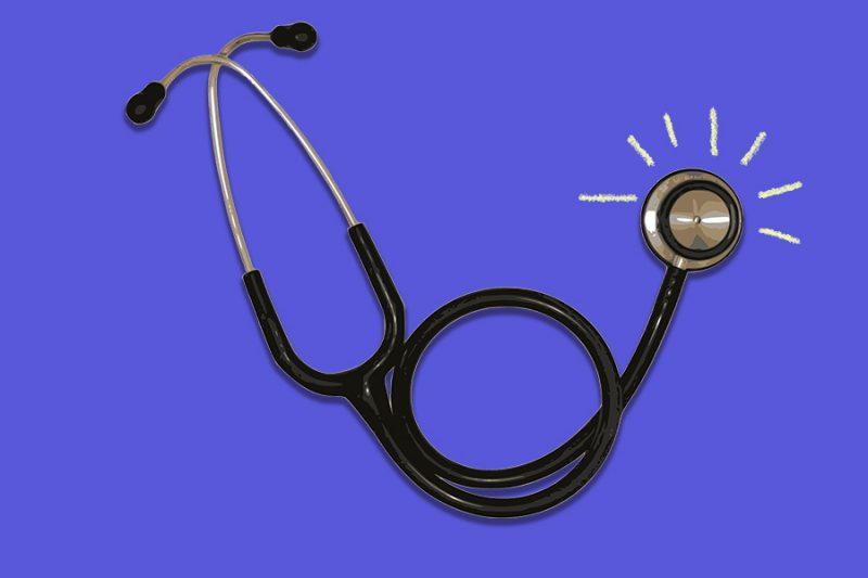 врач стетоскоп больница