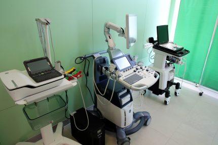 медицинская техника, аппарат узи, ультразвуковая диагностика, детская поликлиника 63, Пригородный, Парголово