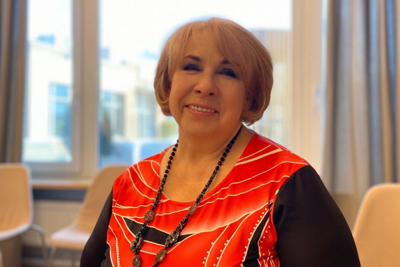 Ирина Смирнова бабушка на час