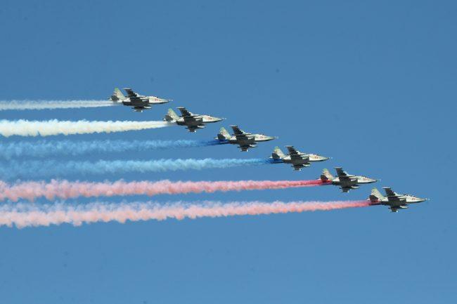 день ВМФ, авиация, самолёты, флаг России, триколор