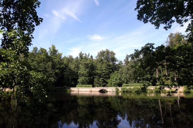 парк Сергиевка, ООПТ, особо охраняемая природная территория, памятник природы