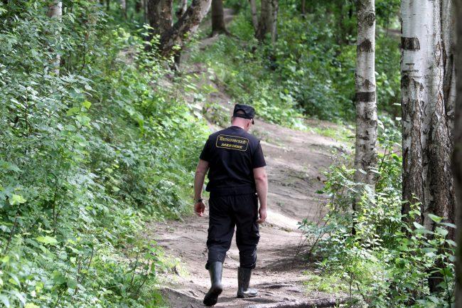 Юнтоловский заказник, ООПТ, особо охраняемая природная территория, егерь, охранник