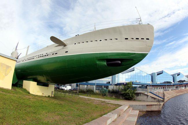 корабль-музей, подводная лодка Д-2, Народоволец