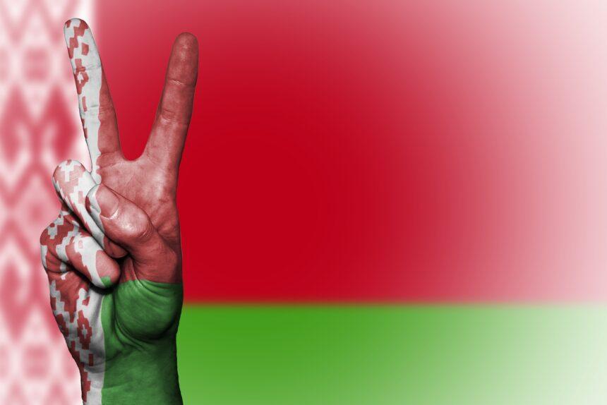 Беларусь, Белоруссия, флаг, победный жест, victory
