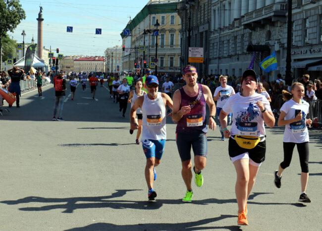 полумарафон ЗаБег, спорт, лёгкая атлетика, бег, Андрей Чепакин