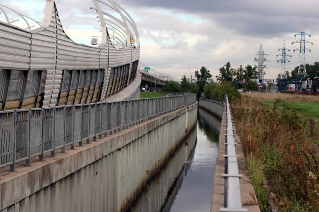 Лиговский канал, ЗСД