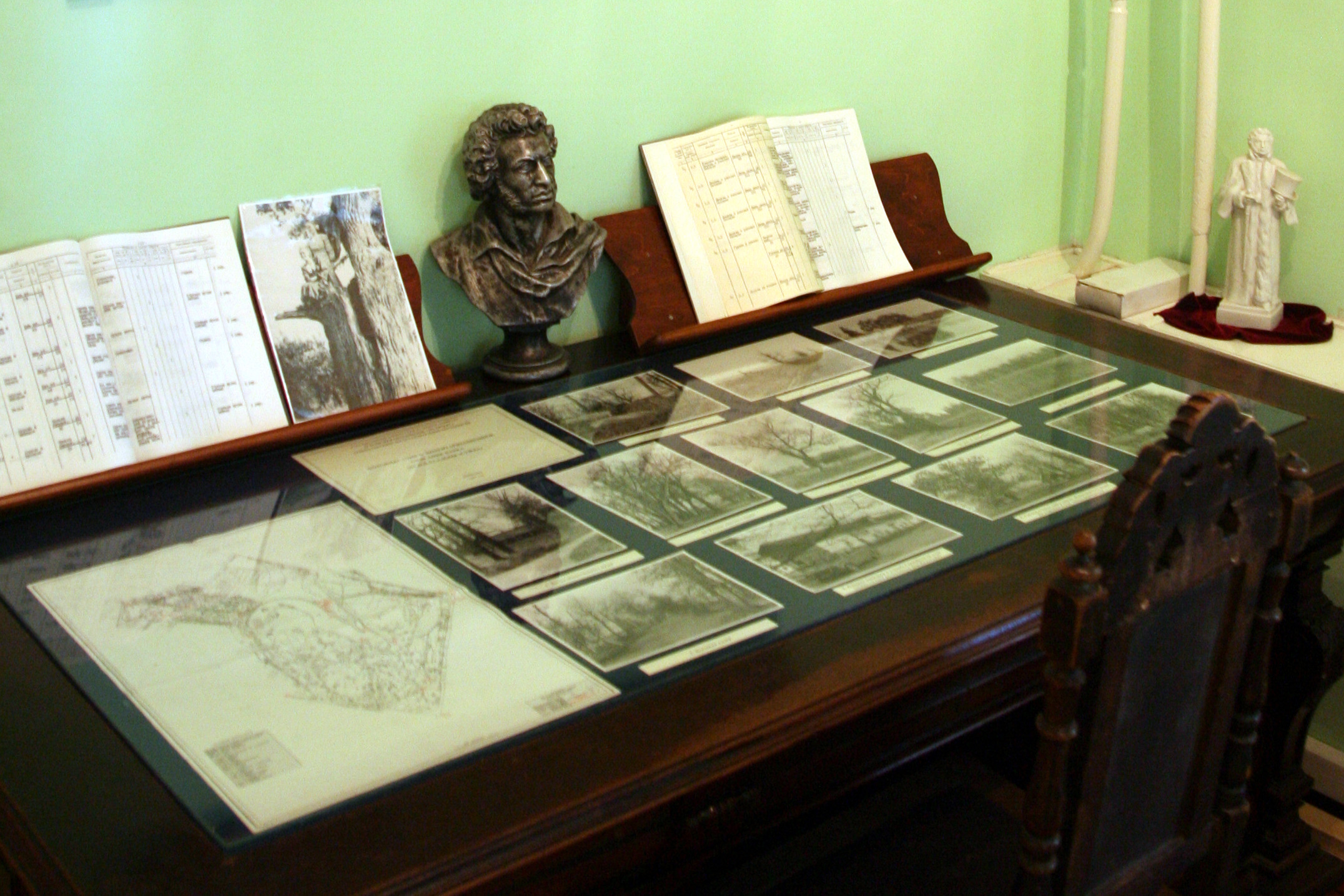 Пушкин, музей-усадьба Ганнибалов, Суйда, Ленинградская область
