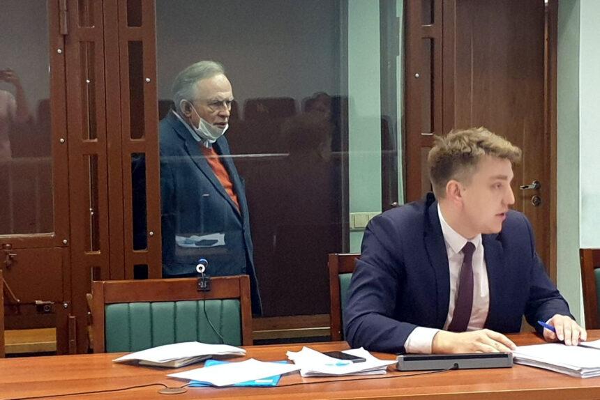 Олег Соколов, суд, Октябрьский районный суд