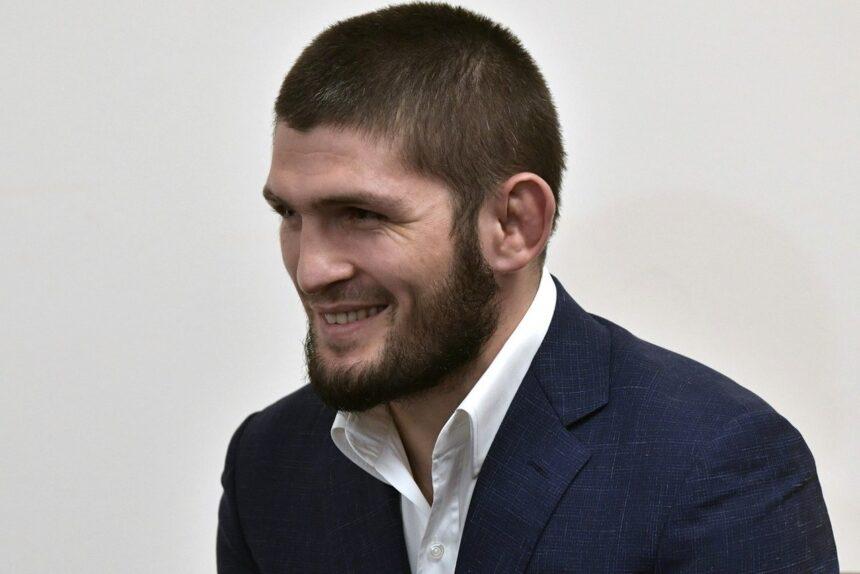 Хабиб Нурмагомедов UFC