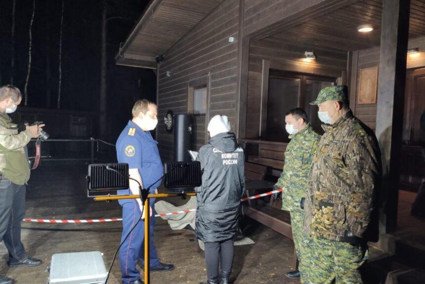 Следственный комитет, расследование убийства Александра Петрова