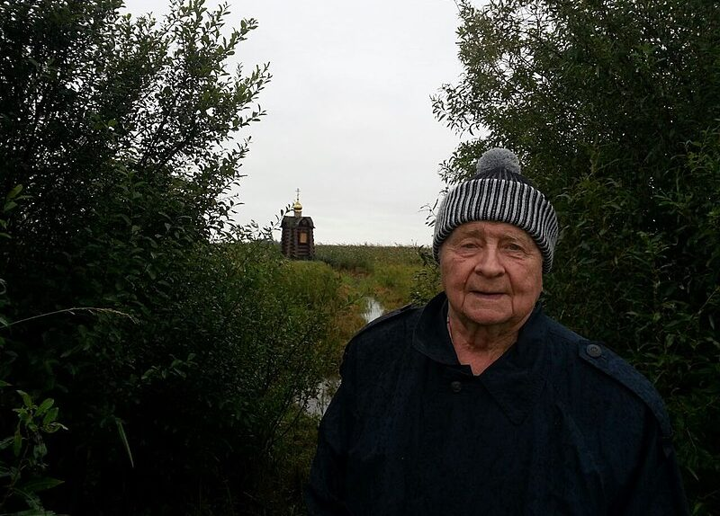 археолог Анатолий Кирпичников