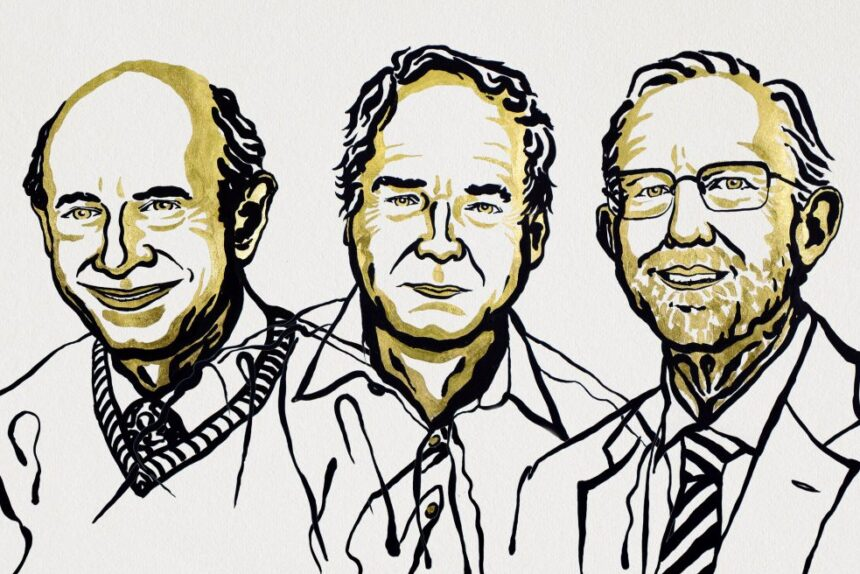 Харви Альтер, Майкл Хотон и Чарльз Райс, лауреаты Нобелевской премии по медицине 2020