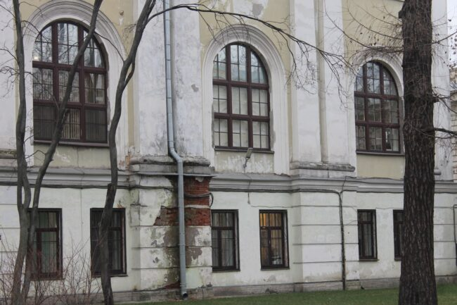 Александринская женская больница