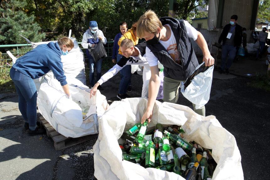Учимся жить экологично: как жители Парголова и движение «РазДельный Сбор» создали программу по экопросвещению для местного населения
