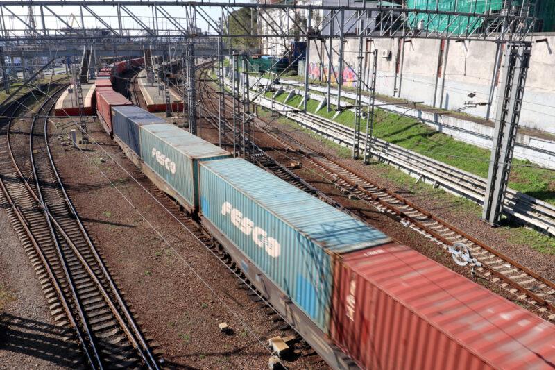 экспорт, железная дорога, контейнеры, грузовой поезд, транссибирская магистраль
