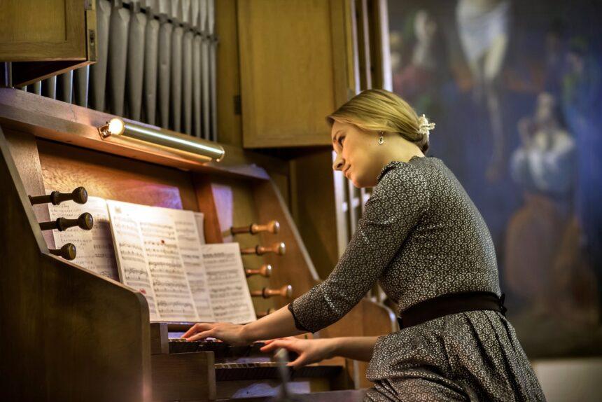 музыкант, органист, органная музыка, академическая музыка