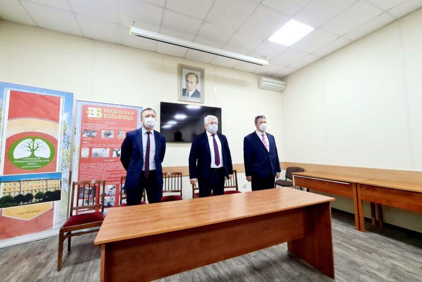Олег Эргашев, Сергей Парцерняк, Дмитрий Лисовец
