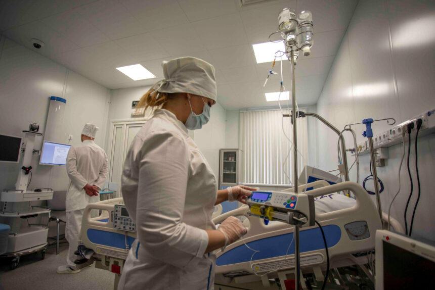 медицина, медики, врачи, больница, коронавирус
