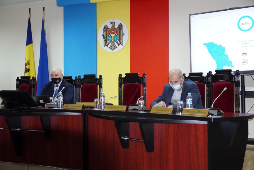 ЦИК Молдавии, Центральная избирательная комиссия, выборы, Молдова