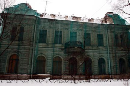 усадьба Игеля, Каменноостровский проспект 60