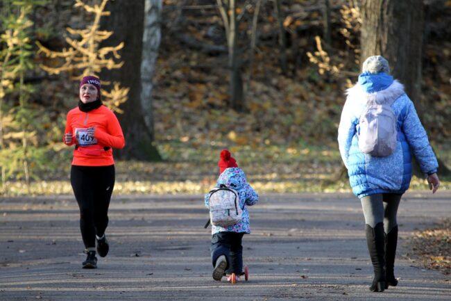 марафон Кубок декабристов, спорт, бег, лёгкая атлетика, Удельный парк, дети