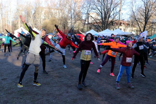марафон Кубок декабристов, спорт, бег, лёгкая атлетика, разминка