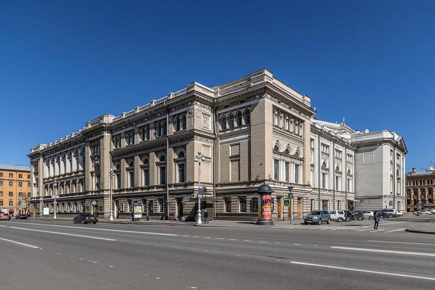 петербургская консерватория имени Римского-Корсакова