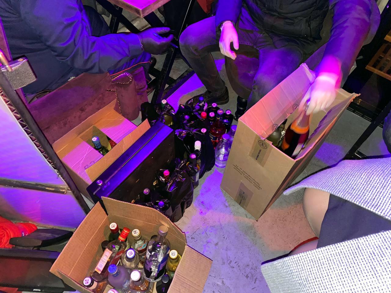 алкоголь, спиртные напитки, проверка, рейд