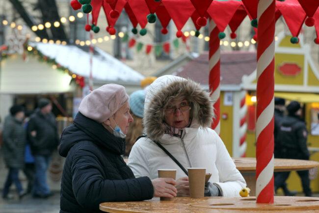 рождественская ярмарка, новый год, новогодние праздники, глинтвейн
