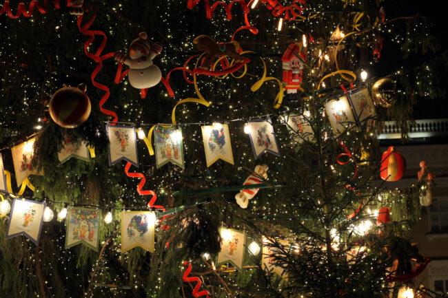 новогодняя ёлка, Дворцовая площадь, Новый год